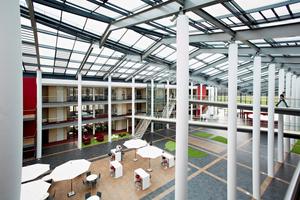 In Lingen entstand 2012 das neue Technologie- und Forschungszentrum der Rosen Gruppe