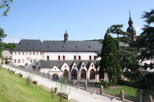 Keimzelle des Klosters ist die Basilika<br />
