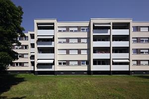 3. Preis Energieeffiziente Fassadendämmung:Wohnanlage in Schopfheim, Belchenstraße