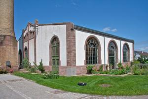 Das ehemalige Heiz- und Maschinenhaus in Achern von außen und innen<br />Fotos (4): Ulrich Gräf