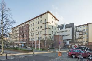Bei der Erneuerung der Heiztechnik im zentralen OP-Bereich im Sankt Gertrauden-Krankenhaus in Berlin wurde die Unitherm-Flächenheizung installiert