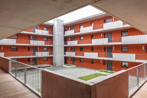 """1. Preis Wohn- und Geschäftshäuser: """"Kompaktblock Mayer"""" &nbsp;– Mehrfamilienhaus Edisonallee in Neu-Ulm<br />"""
