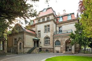 Einen weiteren ersten Preis gab es in Niedersachsen für die Villa Seligmann in Hannover