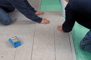 Fußbodendämmung Dicke ~ Vakuum fußbodendämmung energetische sanierung eines wohnhauses aus
