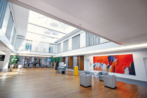"Rechts: 3. Platz Kategorie Trockenbau für Hauptstelle Kasseler Bank an Okel<span class=""bildnachweis"">Foto: Eckhard Geitz</span>"