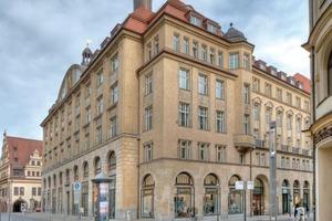 Der modernisierte, denkmalgerecht sanierte Handelshof in Leipzig<br />