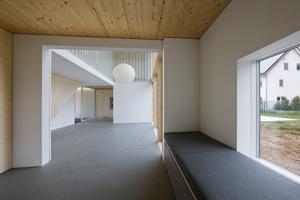 """Blick in """"Das stille Haus"""" in Griesheim<br />"""