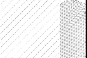 Die Maulweitenverstellung der VarioFix-Zarge ist unsichtbar im Zierfalz verborgenSkizzen: Hörmann