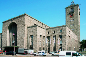Der Stuttgarter Kopfbahnhof: Ein Anblick, der sehr bald schon der Vergangenheit angehören wird Foto: Rüdiger Sinn
