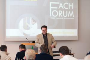 Fachforum in der Bayerischen BauAkademie, Feuchtwangen <br /> <br /> Fotos (12): Stefan Sättele<br />