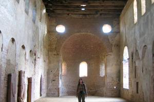 Die Basilika von Innen<br />