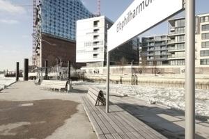 Dieser Anleger wird einmal Musikliebhaber oder Touristen in die HafenCity holen, die in Hamburg-Harburg die IBA-Ergebnisse bestaunen<br />