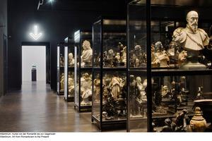Das Schaudepot mit Kunst vom Barock bis zur Gegenwart<br />