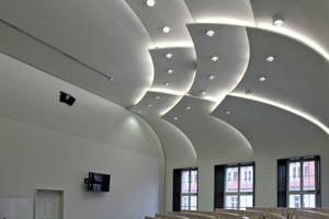 Preis Akustiksysteme: Hörsaal der Humboldt-Universität Berlin<br />
