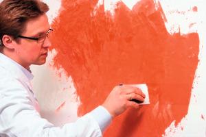 Kalkkaseinfarben wernen ebenso verarbeitet wie reine Kalkfarben<br />