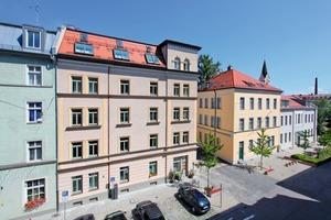 Der denkmalgeschützte Wohnbestand der Wogeno München eG wurde nicht nur optisch von außen sondern auch energetisch von innen saniert<br />