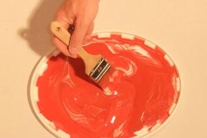 Farbton aus dem Grundfarbton mischen