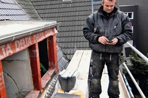 Moderne Kommunikationsmedien wie Handy und Internet gehören längst zum Baustellenalltag und zur zeitgemäßen Ausrichtung eines Handwerksbetriebs<br />