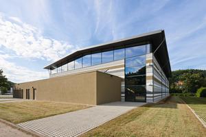 3. Preis Öffentliche Gebäude:Sport- und Mehrzweckhalle in Blieskastel-Niederwürzbach, Würzbachhallenstraße