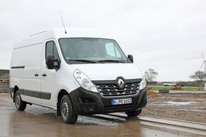 Unser Testwagen: Ein Renault Master L2H2 Energy dCi 165, Einstiegspreis 31050 Euro (zzgl. MwSt.)<br />Fotos: Olaf Meier