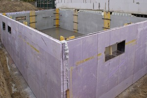 Unkomplizierter Einbau: Das Thepro Bausystem kann bei jeder Witterung eingesetzt werden. Darüber hinaus sind auch die Materialkosten gering<br />