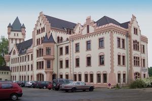 Die Hörder Burg wurde im 12. Jahrhundert als Wasserburg erbaut. Zuletzt wurde sie als Direktionsgebäude der Hermannshütte genutzt<br />