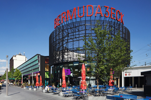 1. Förderpreis Kunst und Design am Bau: Parkhaus Bermuda3eck, Bochum<br />