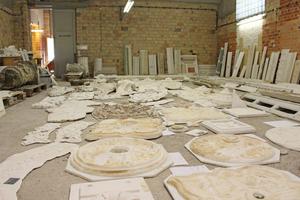 Am neuen Firmensitz will Sebastian Rost ein Museum für Stuck schaffen