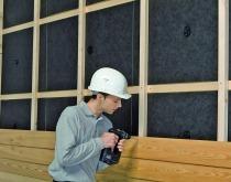 Häufig Glaswolle 030 für schlanke Innendämmung - Bauhandwerk EV28