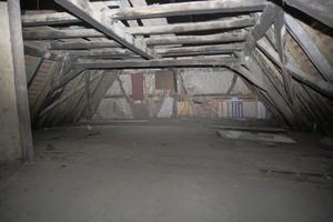"""Der Dachstuhl des """"Spitals"""" ist der älteste Buchens"""