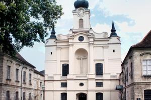Die Pfarrkirche St. Georg in Raitenhaslach erhielt in der Kategorie Öffentliche Bauwerke Bronze<br />Foto: Wolfgang Hopfgartner
