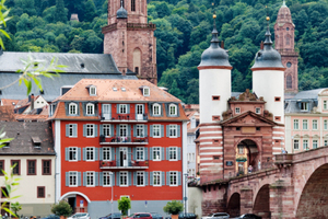 1. Preis Historische Gebäude und Stilfassaden: Ehemaliges Schulhaus von 1706 in Heidelberg