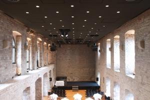 Großer Tagungssaal im Hambacher Schloss