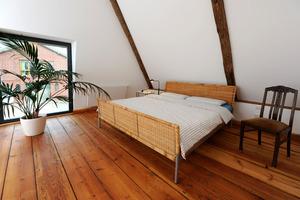 Schlafzimmer im Dachgeschoss<br />