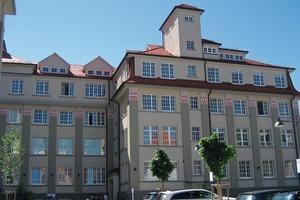 Ehemaliges Fabrikgebäude der Firma Hohner in Trossingen (Preisträger: Wulf Wössner und Volker Lechler)<br />