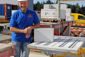 Josef Reger steuert sein Unternehmen auf Wachstumskurs