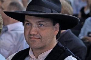 Zimmerermeister Markus Gruber