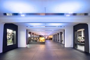 In nahezu allen Räumen waren die Ausbau- und besonders die Oberflächenkompetenz der Mitarbeiter der Dörrmann Innenausbau GmbH gefragt<br />