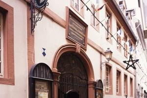 Das Ende Oktober 2013 in Kaub wieder eröffnete Blüchermuseum befindet sich in einem eleganten Barockbau<br />Foto: Marie-Luise Preiss / DSD