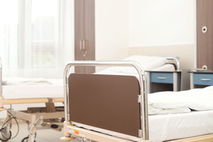 Die Umweltzimmer im Agaplesion Diakonieklinikum in Hamburg-Eimsbüttel bieten eine freundliche Atmosphäre. Mit einer speziellen schadstoffarmen Ausstattung wurden sie speziell für MCS-Patienten konzipiert<br />Foto: Agaplesion Diakonieklinikum<br />