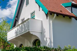Die Bauverein Rüstringen eG sieht ihre Verantwortung in der Erhaltung der Siedlung in ursprünglicher Schönheit und der Anpassung der Wohnangebote an die Bedürfnisse der Mitglieder