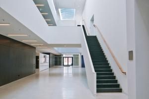 In der Kategorie Bauphysik gab es den ersten Preis für den Neubau der Hochschule für Musik in Karlsruhe<br />