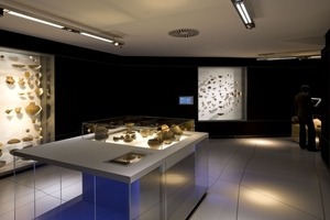 Funde der Keramikkulturen aus der jüngeren Bronzezeit
