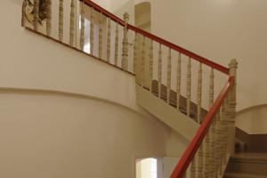 Blick in das Treppenhaus<br />