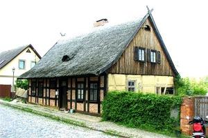 Seminarort: das 300 Jahre alte Fachwerkhaus in Biesenthal<br />