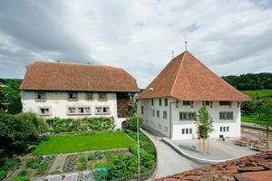 Das Höchhus in Steffisburg nach Abschluss der Sanierungs- und Umbauarbeiten im vergangenen Jahr<br />