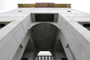 Portal III, Westfassade<br />