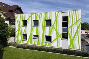 2. Preis Industrie- und Gewerbebauten: GaLaBau- Unternehmen in Koblenz, Beatusstraße