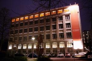 So sah die ehemalige Textilfarbik in Berlin vor Beginn der Umbau- und Sanierungsarbeiten aus<br />