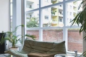 Maisonette-Wohnung in der ehemaligen Turnhalle<br />Fotos: Olaf Mahlstedt